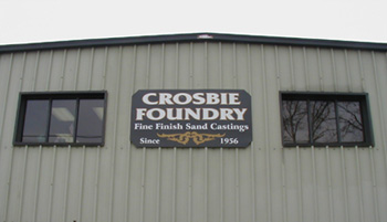 Crosbie Foundry Front